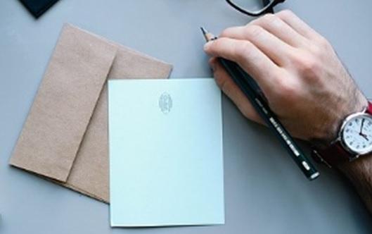封筒の書き方・郵送方法